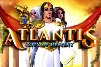 Top Slot Game of the Month: Atlantis City of Destiny Slot