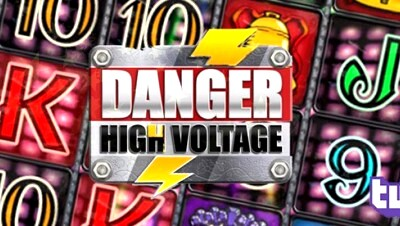 Top Slot Game of the Month: Danger High Voltage 620x