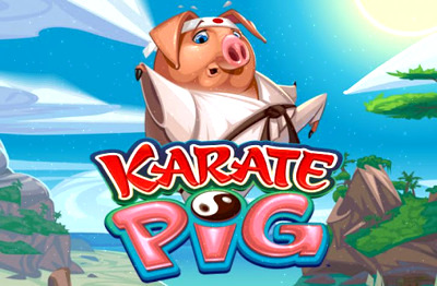 Top Slot Game of the Month: Karate Pig Slots