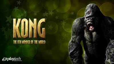Top Slot Game of the Month: King Kong Slot