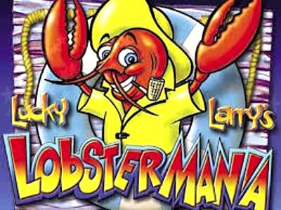 Lucky Larys Lobstermania Slot