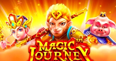 Top Slot Game of the Month: Magic Journey Slot