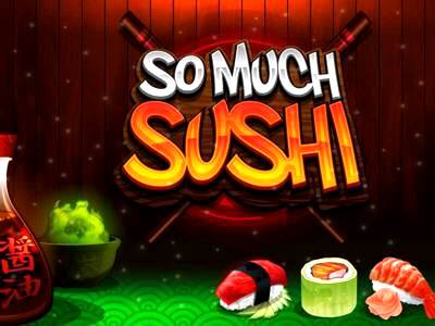 Top Slot Game of the Month: So Much Sushi Slot
