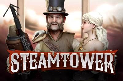 Top Slot Game of the Month: Steam Tower Slot