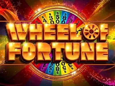 Top Slot Game of the Month: Wheel of Fortune Slot