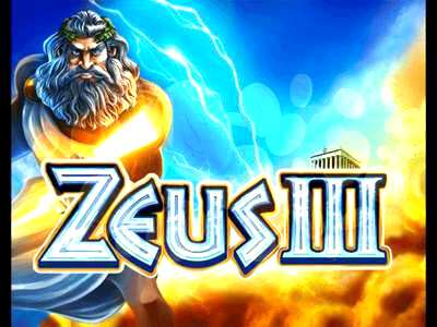 Top Slot Game of the Month: Zeus 3 Online Slot
