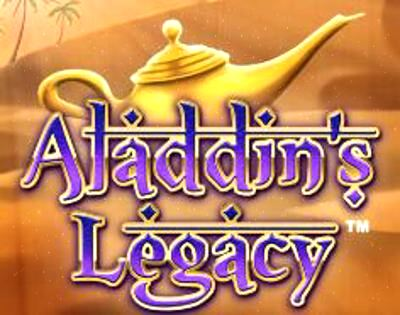 Aladdins Legacy Slot