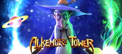 Top Slot Game of the Month: Alkemors Tower Slot