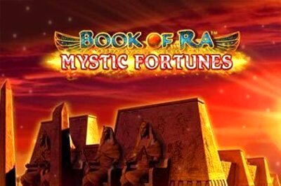 Top Slot Game of the Month: Book of Ra Mystic Fortunes Slot
