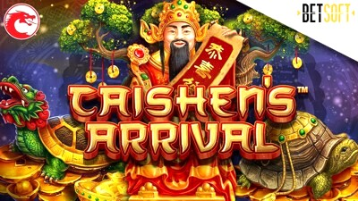 Top Slot Game of the Month: Caishers Arrival Slot