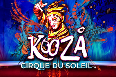Top Slot Game of the Month: Cirque Du Soleil Kooza Slot