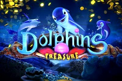 Top Slot Game of the Month: Dolphins Treasure Slot