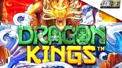 Top Slot Game of the Month: Dragon Kings Slot