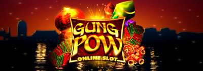 Top Slot Game of the Month: Gung Pow Slot