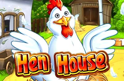 Top Slot Game of the Month: Hen House Slot