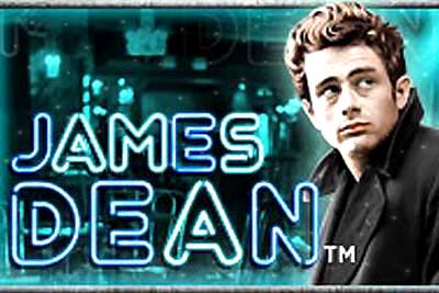 James Dean Slot Logo