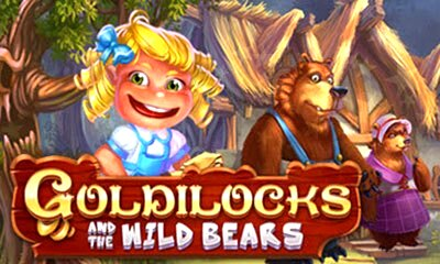 Logo Goldilocks and the Wild Bears Slot