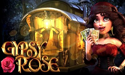 Logo Gypsy Rose Slot