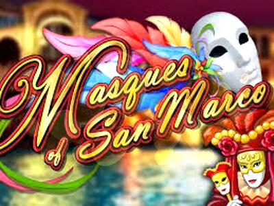 Top Slot Game of the Month: Masques of San Marco Slot