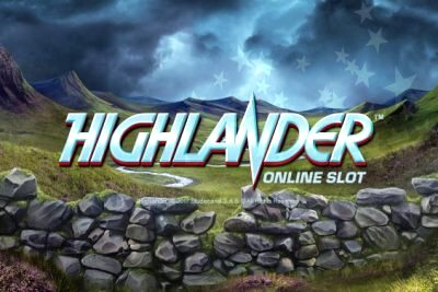 Microgaming Highlander Slot Logo 400x