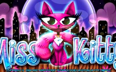 Top Slot Game of the Month: Miss Kitty Slot