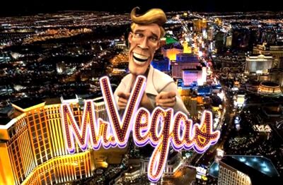 Top Slot Game of the Month: Mr Vegas Slot