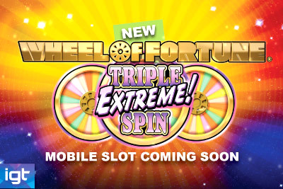 New Wheel of Fortune Slot