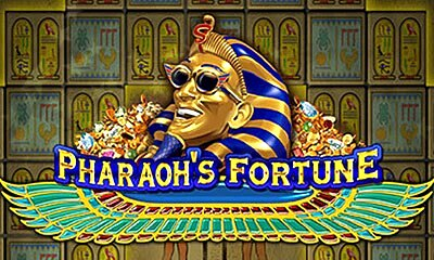 Top Slot Game of the Month: Pharaohs Fortune Slot