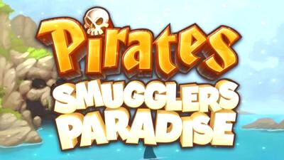 Top Slot Game of the Month: Pirates Smugglers Paradise Slot Logo 1 711x
