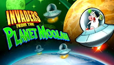 Planet Moolah Slot