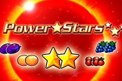 Top Slot Game of the Month: Power Stars Slot
