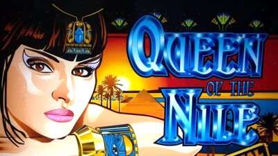 Top Slot Game of the Month: Queen of the Nile Slots