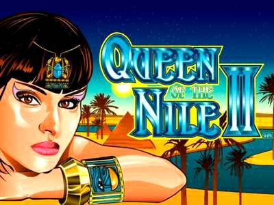 Queen of the Nile2 Slots