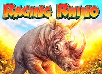 Top Slot Game of the Month: Raging Rhino Slots