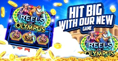 Top Slot Game of the Month: Reels Olympus Slot