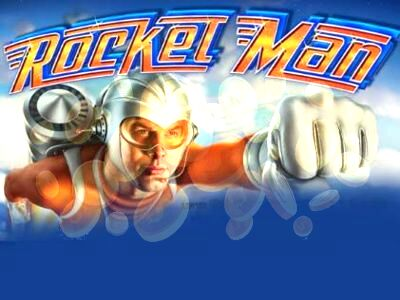 Top Slot Game of the Month: Rocket Man Slots