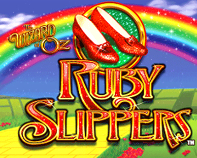 Top Slot Game of the Month: Ruby Slippers Slot