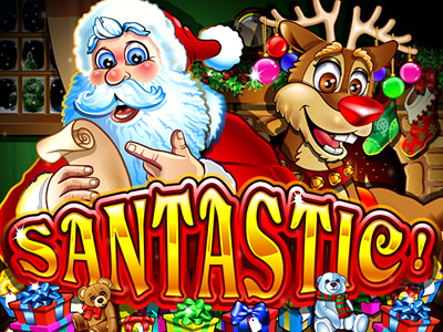 Top Slot Game of the Month: Santastic Slot