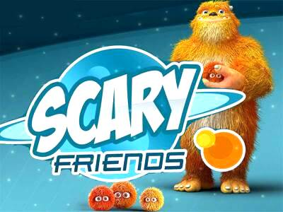 Top Slot Game of the Month: Scary Friends Slot