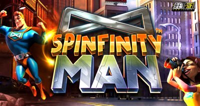 Spinifinity Man Slot