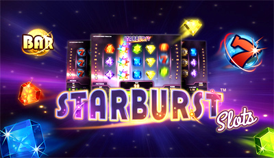 Top Slot Game of the Month: Starburst Slots