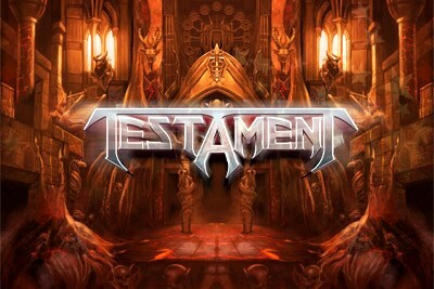 Testament Slot by Play N Go Logo