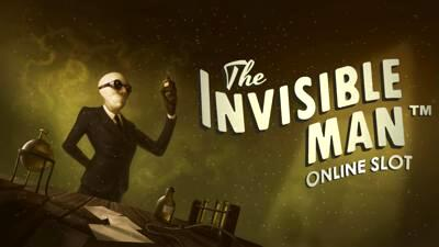 Top Slot Game of the Month: The Invisible Man Slots
