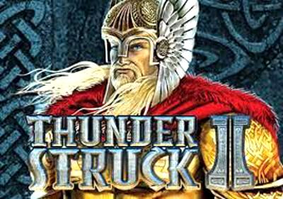 Top Slot Game of the Month: Thunder Struck Ii Slot
