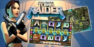 Top Slot Game of the Month: Tomb Raider Slot