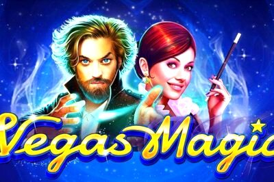 Top Slot Game of the Month: Vegas Magic 750x