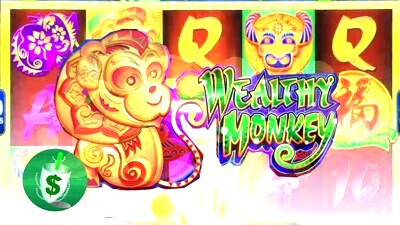 Top Slot Game of the Month: Wealthy Monkey Slot