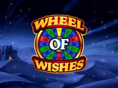 Wheel of Wishes Microgaming Slot Logo
