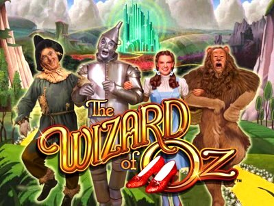 Wizard of Oz Slot Featured