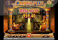 Rise of Horus Slot Machine